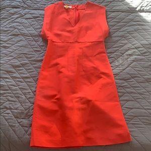 Red marni dress